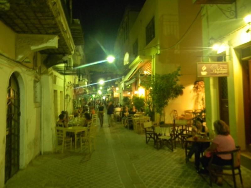 Chiania by night
