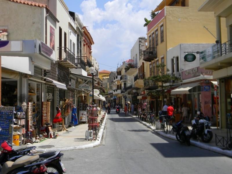 Vieille ville de Chania
