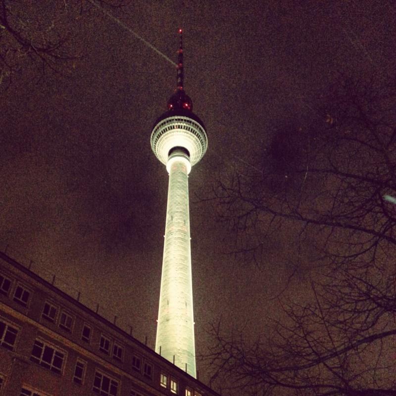 Tour de la télé - symbole de Berlin