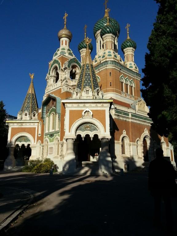 Cathédrale Saint-Nicolas, église orthodoxe russe